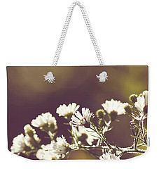Hazy Days Weekender Tote Bag