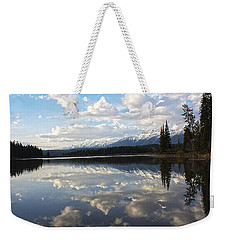 He Is Calling Weekender Tote Bag