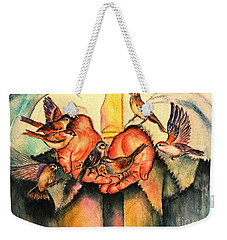 He Will Provide Weekender Tote Bag