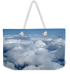 Head In The Clouds Art Prints Weekender Tote Bag