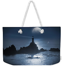 Heading For The Light Weekender Tote Bag