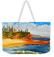 Headlands Weekender Tote Bag