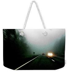 Headlights Weekender Tote Bag