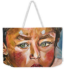 Heal The World Weekender Tote Bag