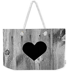 Vintage Toilet Sign Weekender Tote Bag