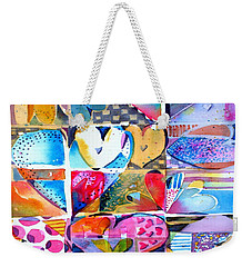 Heart Throbs Weekender Tote Bag