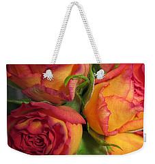 Heartbreaking Beauty Weekender Tote Bag