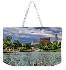 Heartland Of America Park Weekender Tote Bag