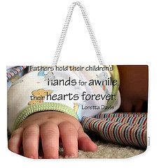 Hearts Forever 21203 Weekender Tote Bag