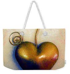 Heartswirls Weekender Tote Bag
