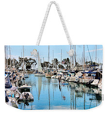 Heat Relief  Weekender Tote Bag by Tammy Espino