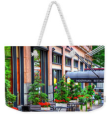 Heathman Restaurant 17368 Weekender Tote Bag
