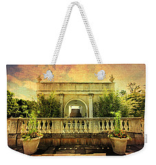 Heavenly Gardens Weekender Tote Bag