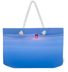 Heavenly Gate Weekender Tote Bag