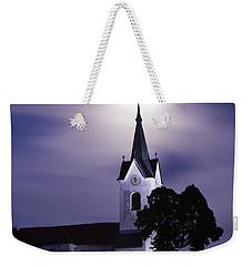 Heavenly Glow Weekender Tote Bag
