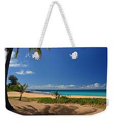 Heavenly Haena Beach Weekender Tote Bag