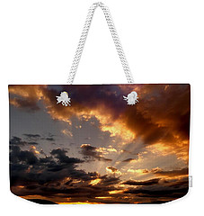 Heavenly Rapture Weekender Tote Bag