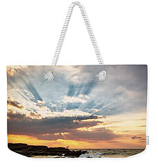 Heavenly Skies Weekender Tote Bag