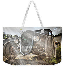Heavens Model T Weekender Tote Bag