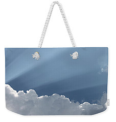 Heavens Premiere Weekender Tote Bag