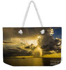 Heavens Window Weekender Tote Bag