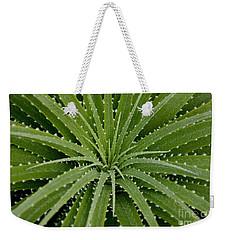 Hechtia Argentea Weekender Tote Bag