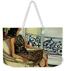 Heddy Weekender Tote Bag
