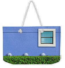 Hedge Fund Weekender Tote Bag