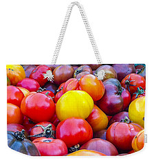 Heirloom Tomatoes V. 2.0 Weekender Tote Bag