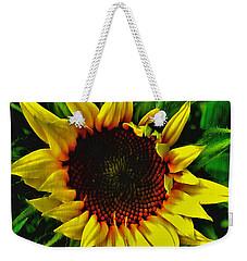 Helianthus Annus - Sunnydays Weekender Tote Bag