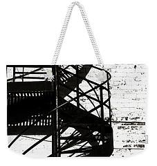 Helix Weekender Tote Bag by Ethna Gillespie