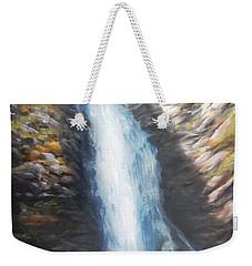 Hell Roaring Falls Weekender Tote Bag