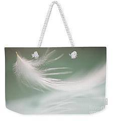 Hello Again Weekender Tote Bag