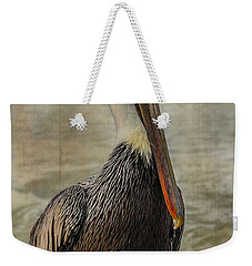 Weekender Tote Bag featuring the photograph Hello by Steven Reed