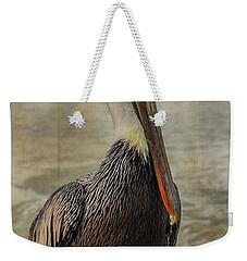 Hello Weekender Tote Bag by Steven Reed