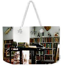 Hemingway's Studio II  Ernest Hemingway Weekender Tote Bag