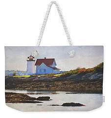 Hendricks Head Lighthouse - Maine Weekender Tote Bag
