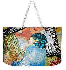 Her Love Weekender Tote Bag