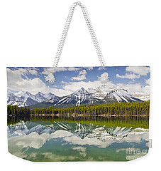 Herbert Lake Weekender Tote Bag by Dee Cresswell