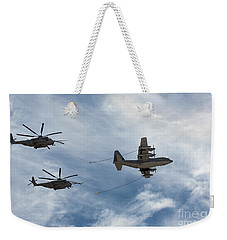 Hercules And Sea Stallions Weekender Tote Bag