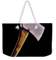 Here's Johnny Weekender Tote Bag by Benjamin Yeager