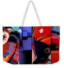 Here's Lookin' At You Kid Weekender Tote Bag