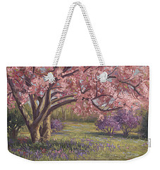 Here's The Spring Weekender Tote Bag