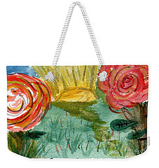 Here's To Better Days Ahead Weekender Tote Bag