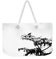 Herons Weekender Tote Bag by Lizi Beard-Ward