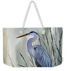 Herons Sheltered Retreat Weekender Tote Bag