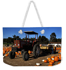Weekender Tote Bag featuring the photograph Heston 80-66 by Michael Gordon