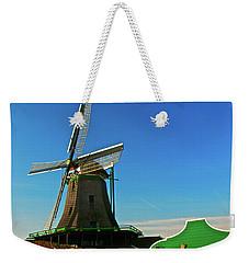 Weekender Tote Bag featuring the photograph Het Jonge Schaap by Jonah  Anderson