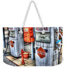 Hi Test And Regular Weekender Tote Bag