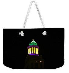 Hibernia Tower - Mardi Gras Weekender Tote Bag by Deborah Lacoste